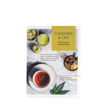 Cannabis & CBD for Health & Wellness Book