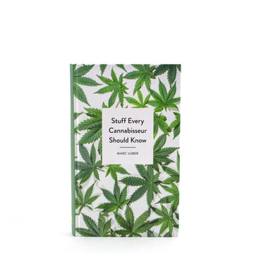 Stuff Every Cannabisseur Should Know Book