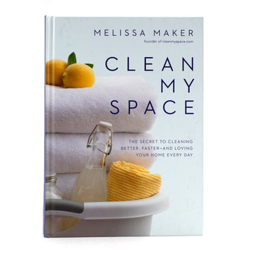 Clean My Space Book