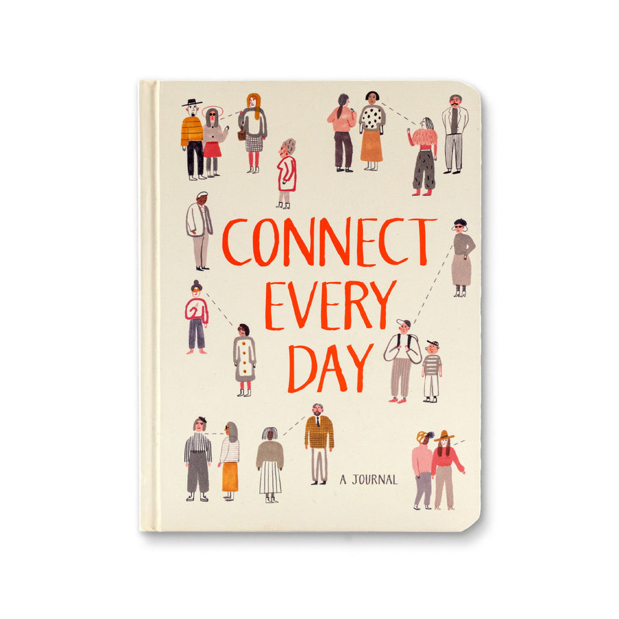 Connect Every Day - A Journal