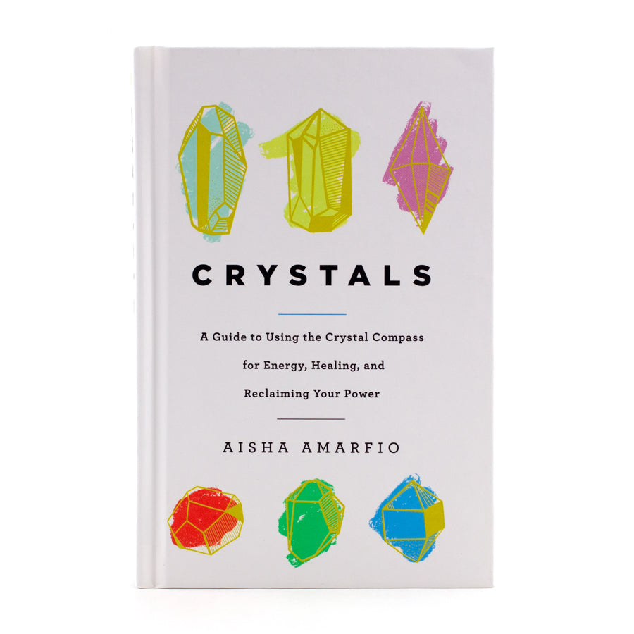 Crystals Guide Book