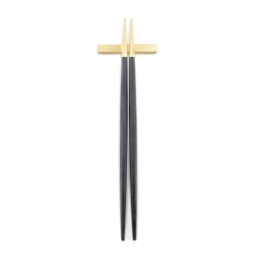 Cutipol - Goa Grey and Gold Chopstick Set