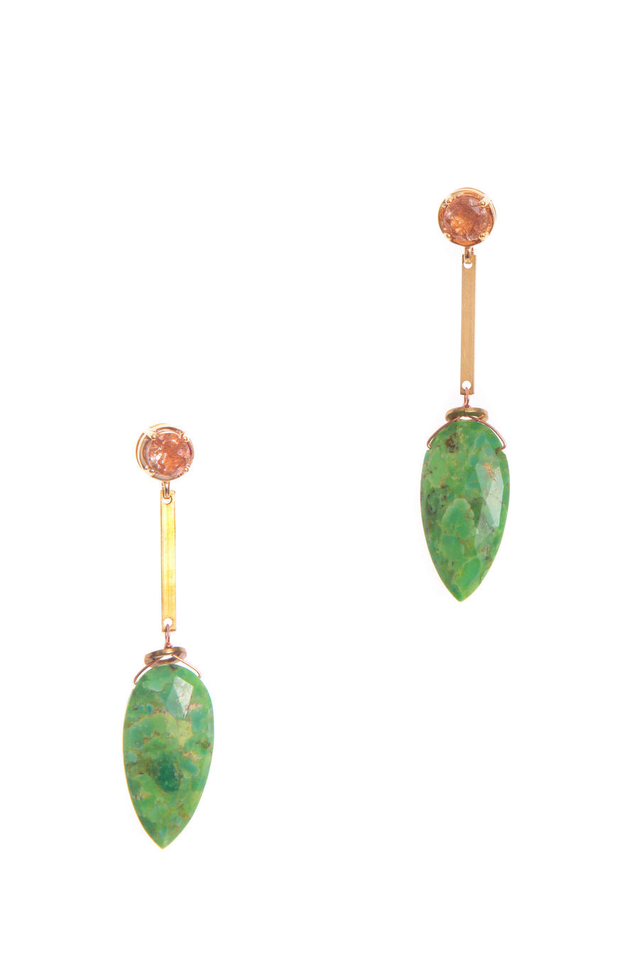 Hailey Gerrits Amazon Earrings