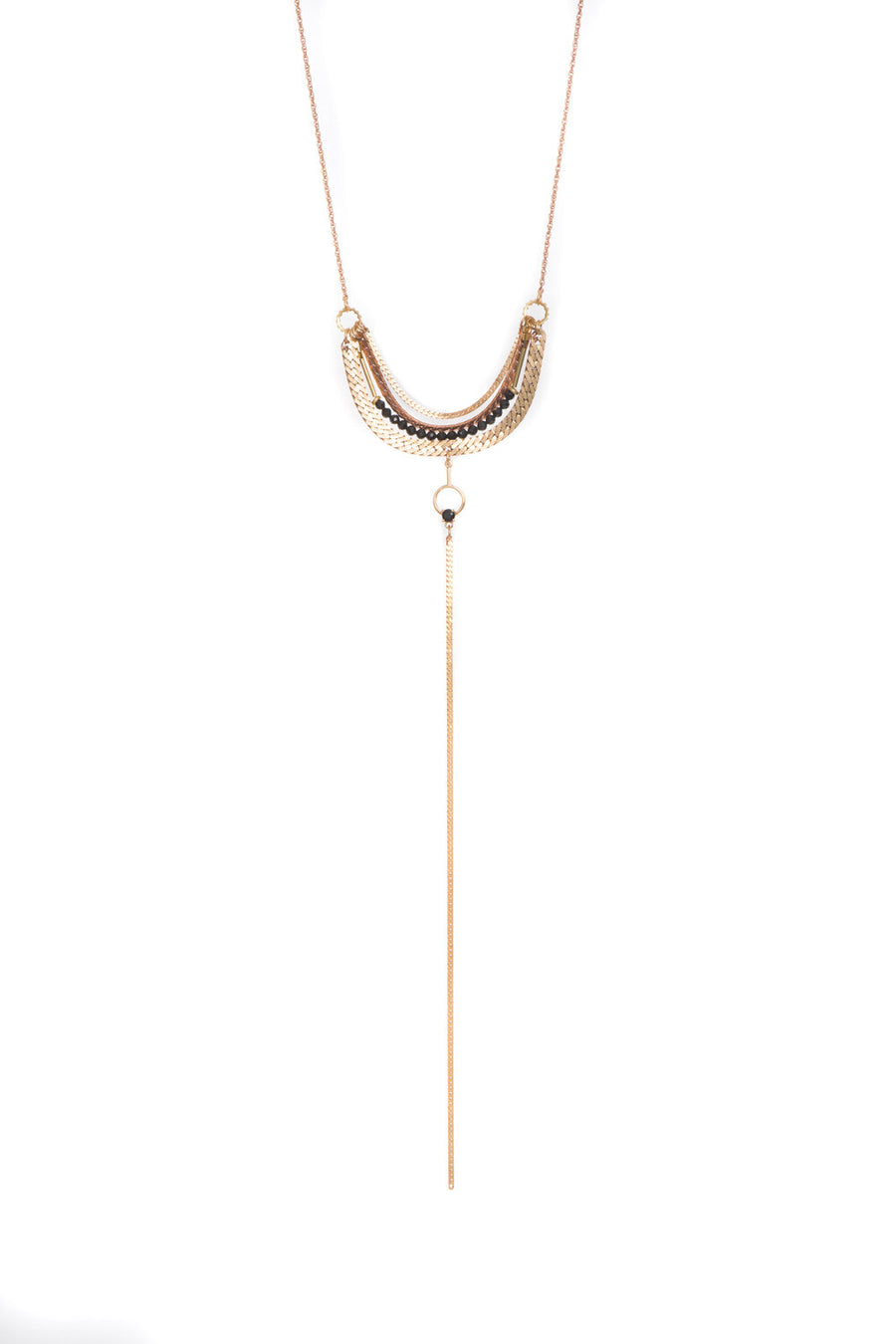 Hailey Gerrits - Ellipse Necklace