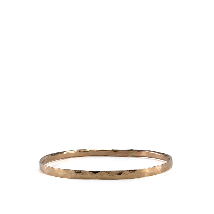 Fine & Good - 4mm Bangle - Gold Filled