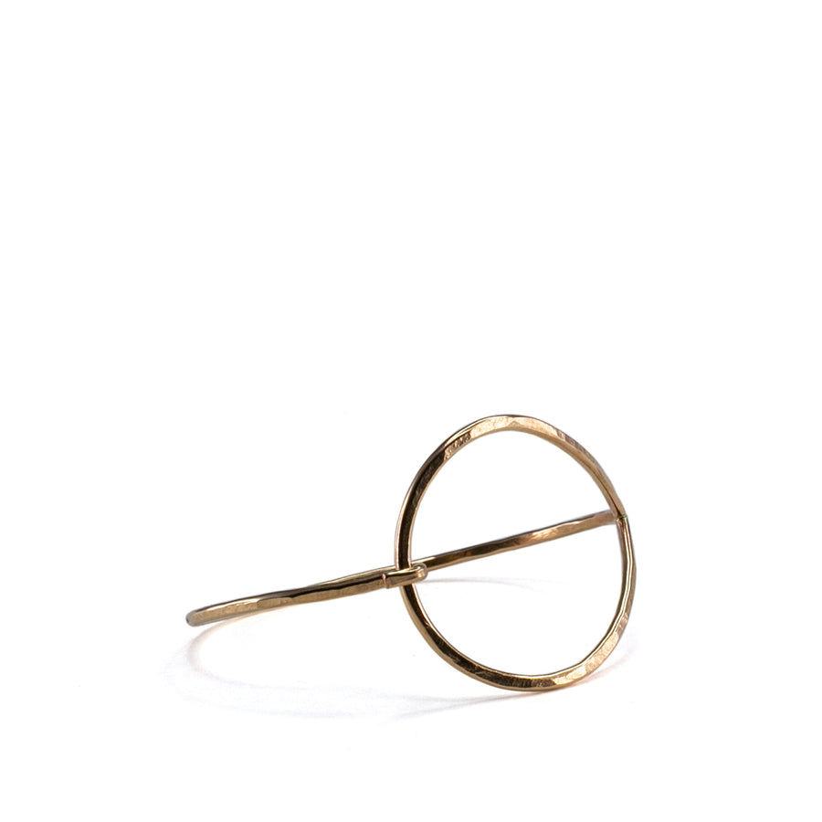 Fine & Good - Raindrop Hook Bangle