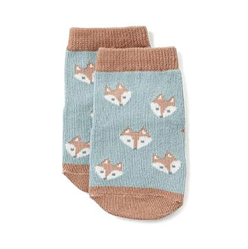 Fox Socks - Five Foxes