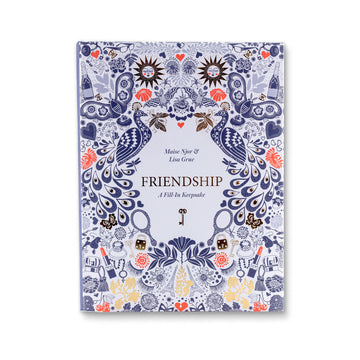 Friendship - A Fill-In Keepsake