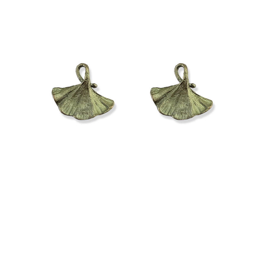 Michael Michaud - Gingko Tailored Post Earrings