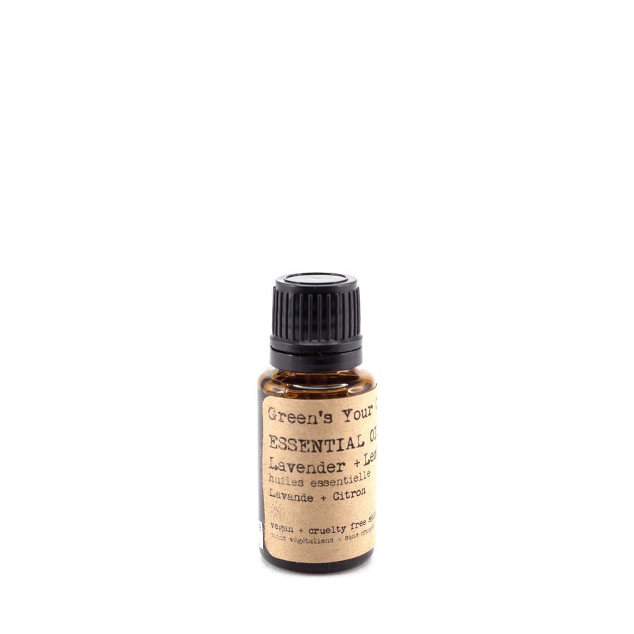 Green's Your Colour - Essential Oil Blend in Peppermint & Citrus