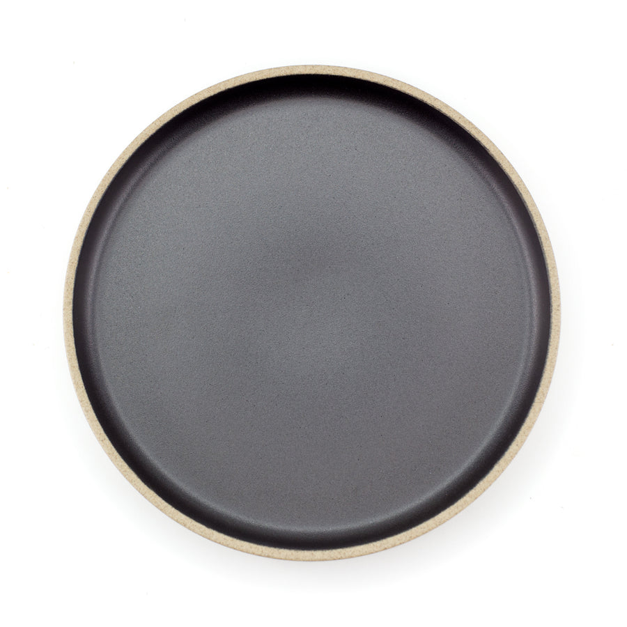 Hasami Plate in Black