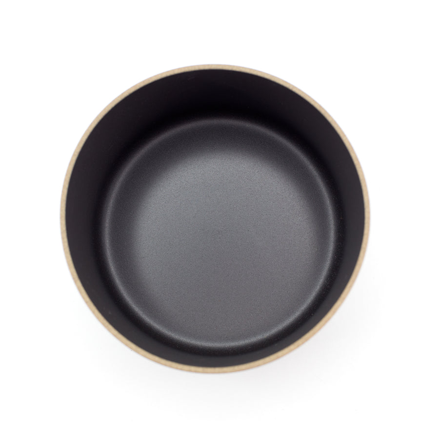 Hasami Small Bowl in Black