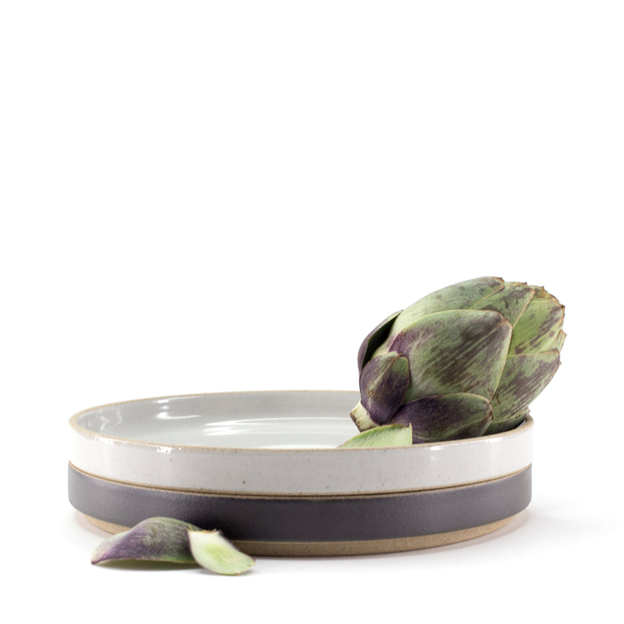 Hasami Small Plate in Grey