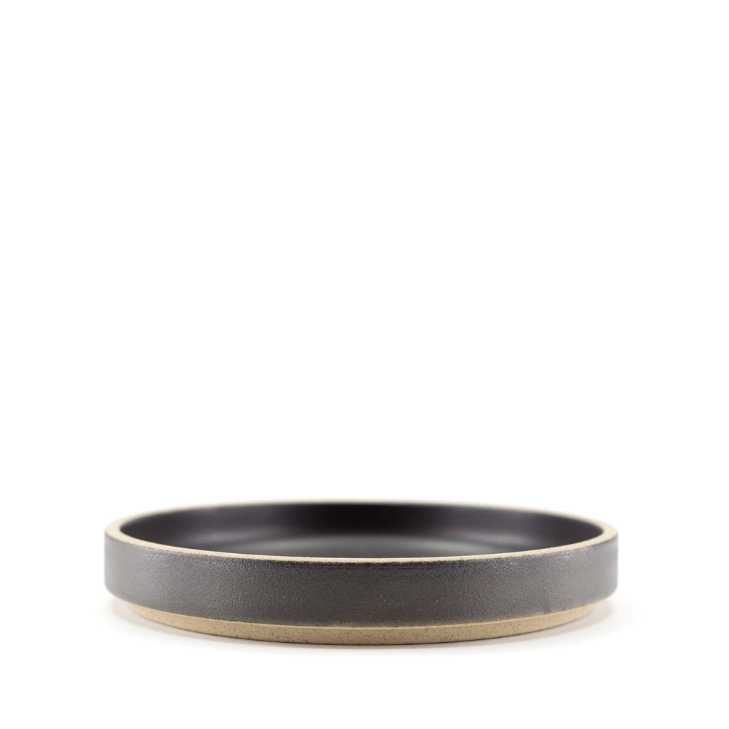 Hasami Small Plate in Black