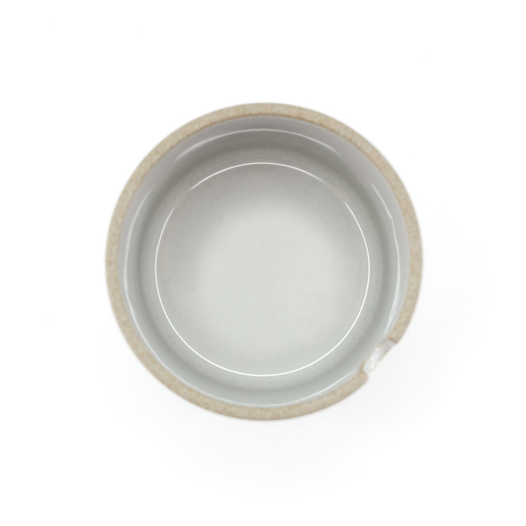 Hasami Sugar Bowl in Grey
