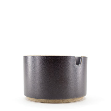 Hasami Sugar Bowl in Black