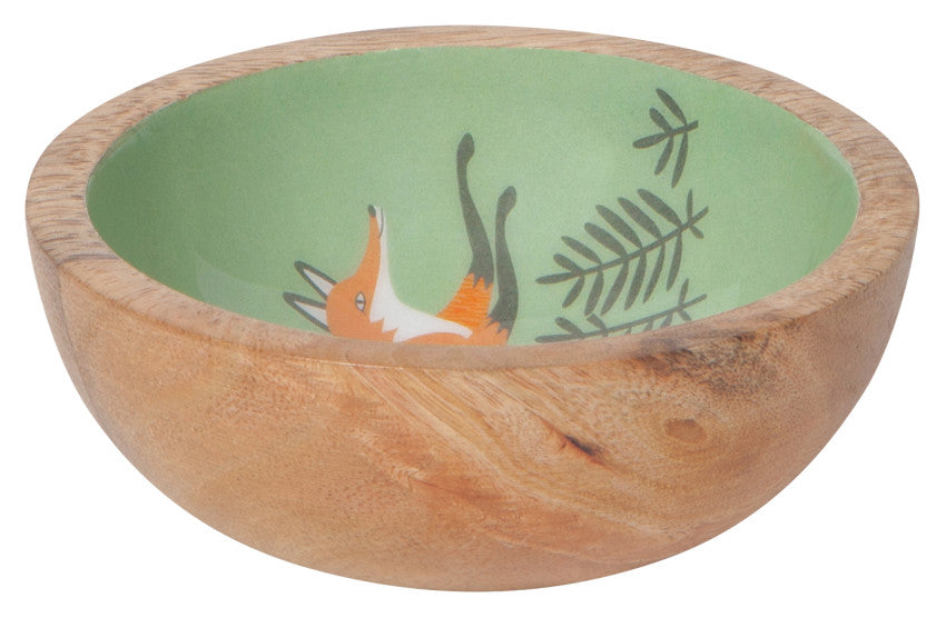 Hill + Dale Mango Wood Bowl