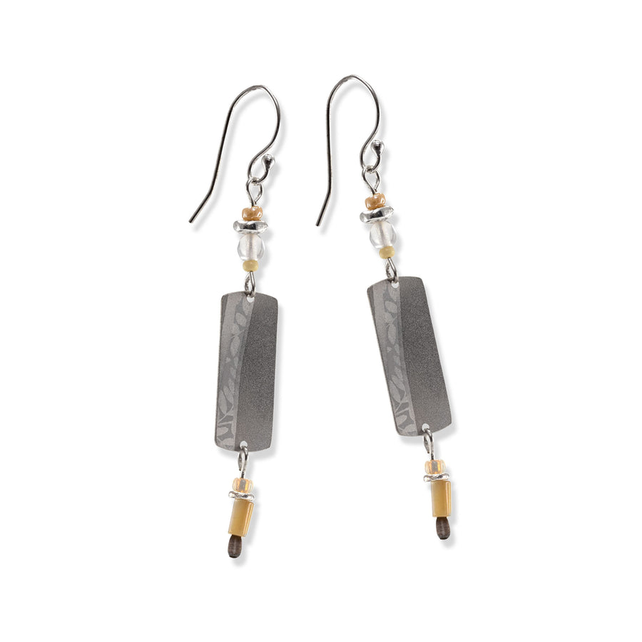 Holly Yashi - Ciara Earrings - Silver