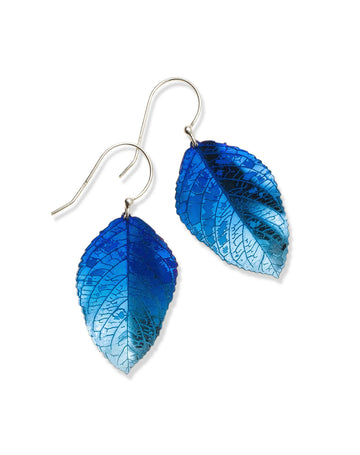 Holly Yashi - Elm Earrings - Navy