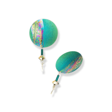Holly Yashi - Hidden Cove Post Earrings