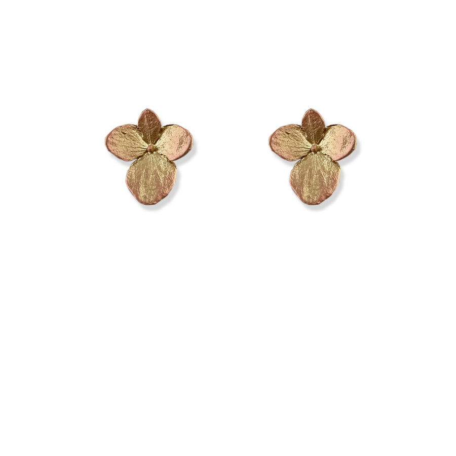Michael Michaud - Hydrangea Post Earrings