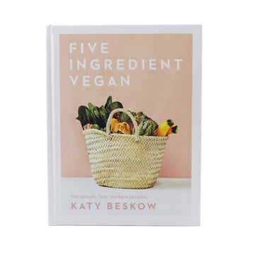 Five Ingredient Vegan Cookbook