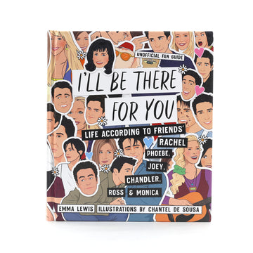 I'll Be There For You - Friends Book