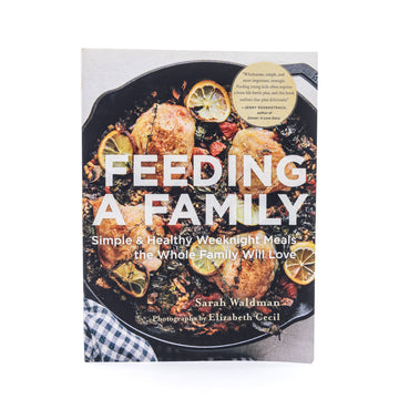 Feeding A Family Cookbook