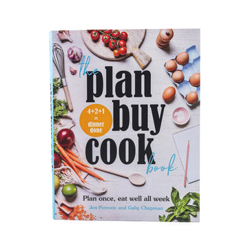 The Plan Buy Cook Cookbook