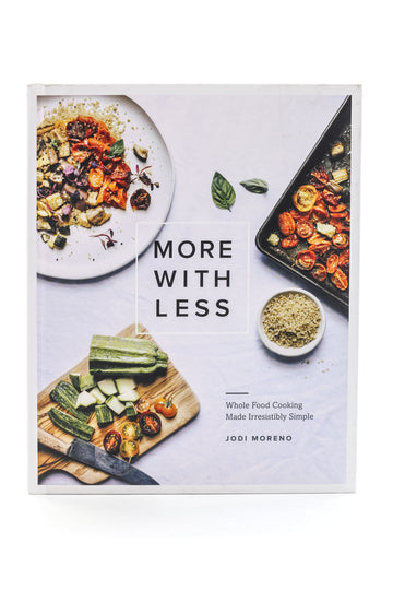 More With Less Cookbook