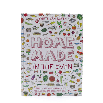 Homemade In The Oven Cookbook