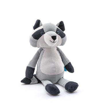 Raccoon Folksy Forester Stuffed Animal