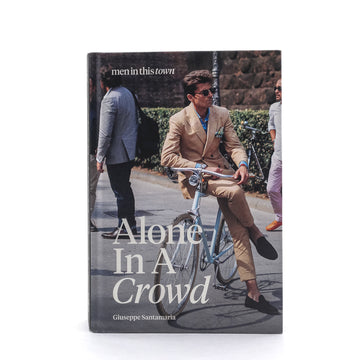 Alone In A Crowd Book