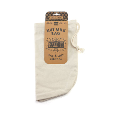 Make It! Nut Milk Bag