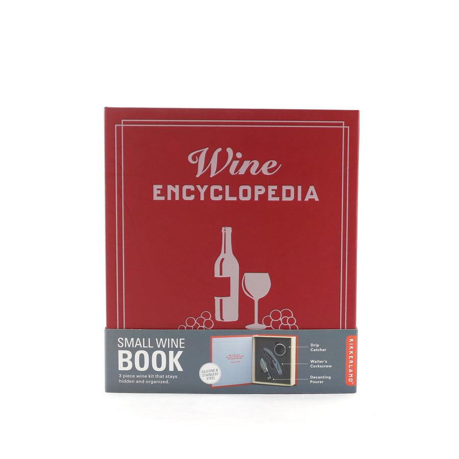 Small Wine Book Wine Kit
