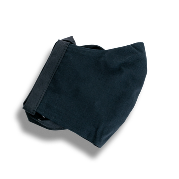Cotton Mask - Solid Navy