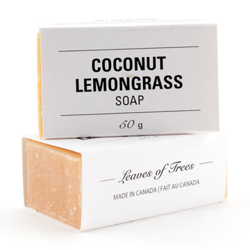 Leaves of Trees Coconut Lemongrass Soap