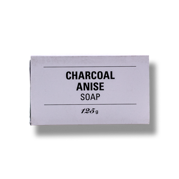 Leaves of Trees - Charcoal Anise Soap 125g
