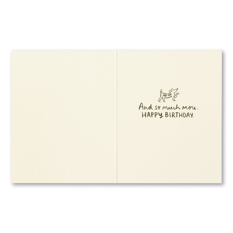 You Are Capable Birthday Card