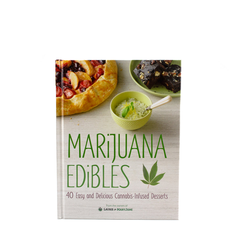 Marijuana Edibles Cookbook