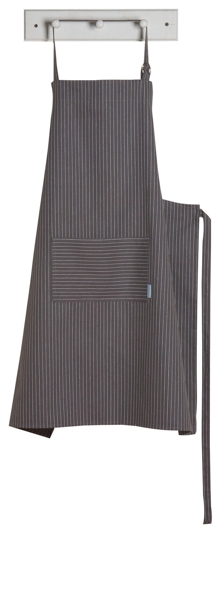 Mighty Apron - Granite Pinstripe