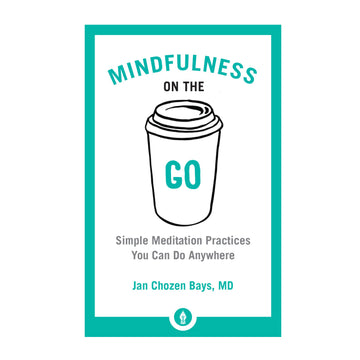 Mindfulness on the Go Book