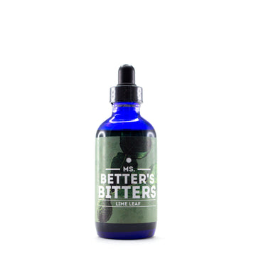 Ms Better Bitters Lime Leaf Bitters
