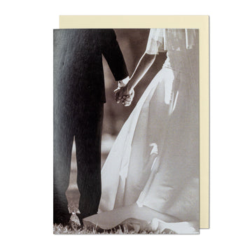 Married Couple Greeting Card