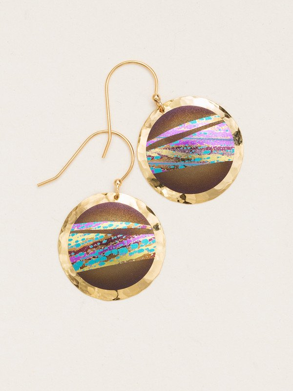 Holly Yashi Open Sea Earrings