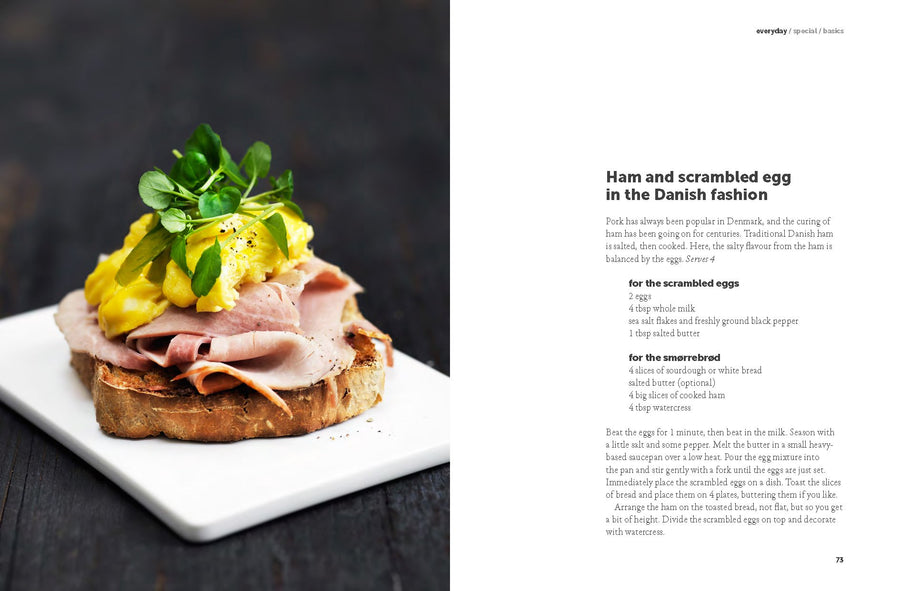 Open Sandwiches Book
