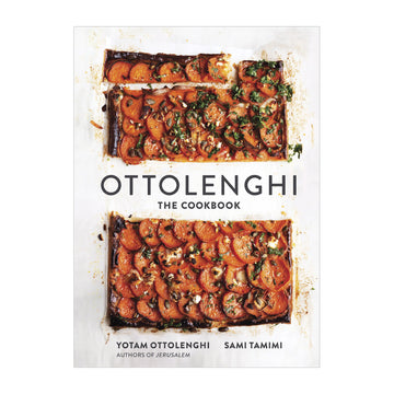 Ottolenghi Cookbook