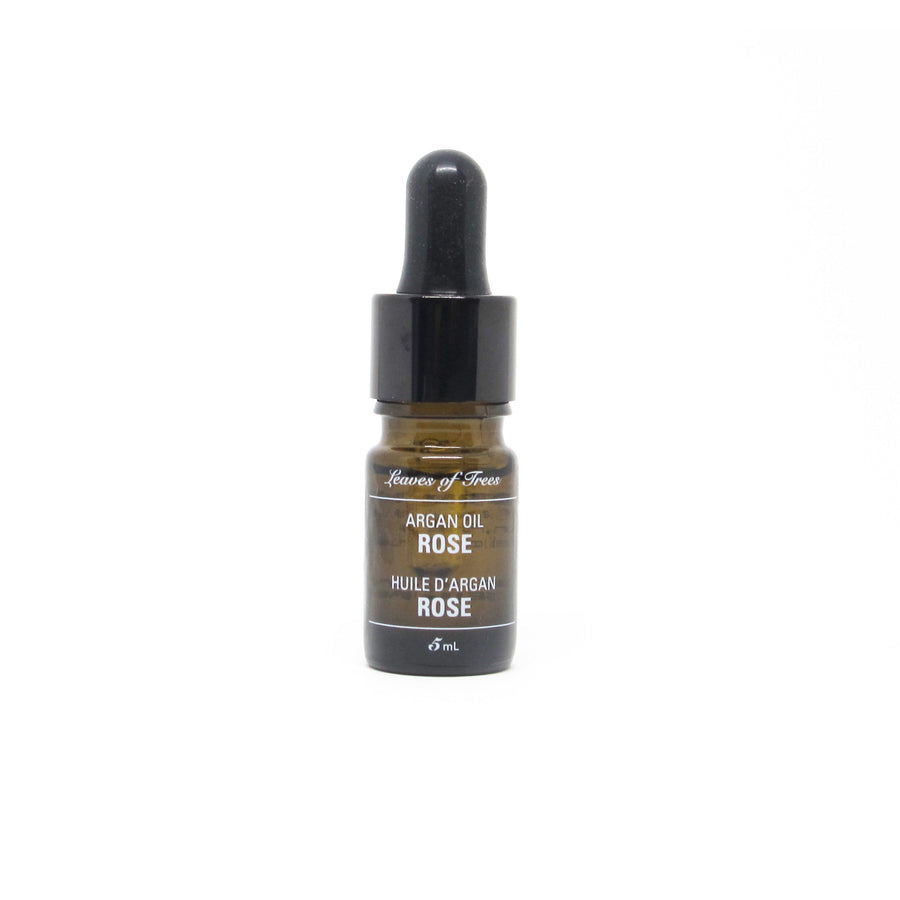 Leaves of Trees Limited Edition Rose Argan Oil Mini
