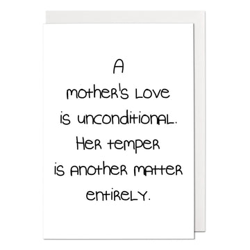 A Mothers Love Greeting Card