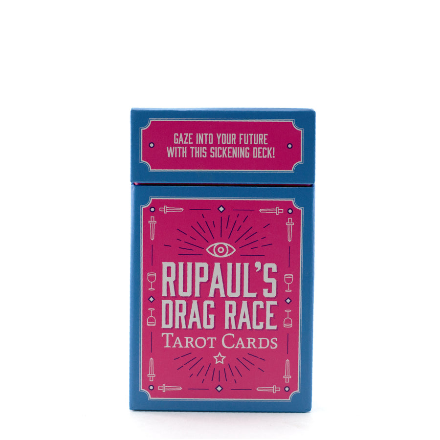 RuPaul's Drag Race Tarot Card Deck